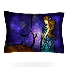 Cinderella by Mandie Manzano Pillow Sham