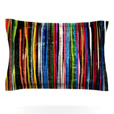 Fancy Stripes by Frederic Levy-Hadida Pillow Sham
