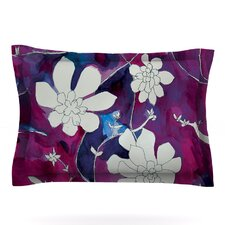 Succulent Dance III by Theresa Giolzetti Pillow Sham