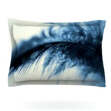 Fall in Blue by Ingrid Beddoes Featherweight Pillow Sham