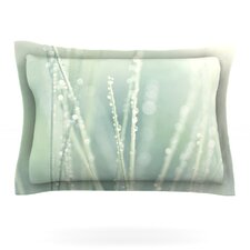 Blue Ice by Ingrid Beddoes Featherweight Pillow Sham
