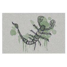 Scorpio Doormat