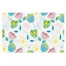 Indie Floral Doormat