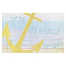 Let Your Dreams Set Sail Doormat