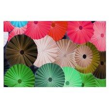 Parasol Paper Circle Doormat
