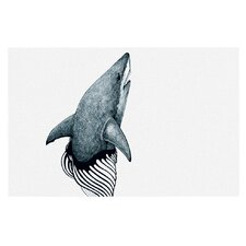 Shark Record Doormat