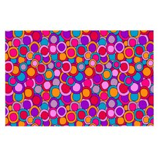 My Colourful Circles Doormat