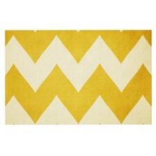 1932 Chevron Doormat