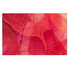 Delicate Leaves Doormat