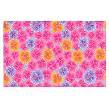 My Pink Garden Doormat