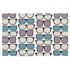Spectacles Geek Chic Doormat