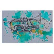 Hunting For Jazz  Doormat