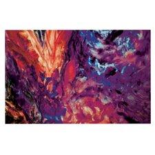 Passion Flowers II Doormat