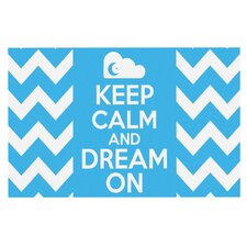 Keep Calm Decorative Doormat