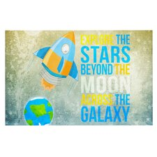 Explore the Stars Doormat