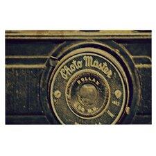 Discarded Treasure Vintage Camera Doormat