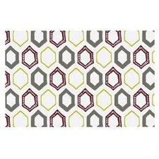 Hexy Small Geometric Doormat