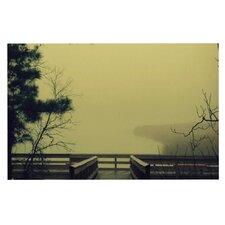 Fog On The River Doormat