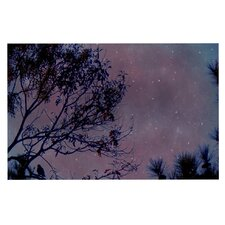 Twilight by Robin Dickinson Tree Decorative Doormat