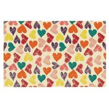 Little Hearts Doormat
