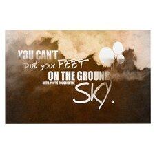 Touch the Sky Doormat