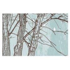Winter Trees Doormat
