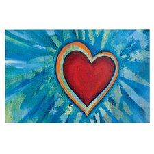 Love Shines On Doormat