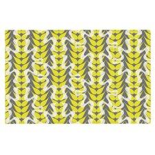 Whirling Leaves Doormat