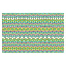 Chevron Love Doormat