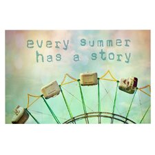 Every Summer Has a Story Doormat