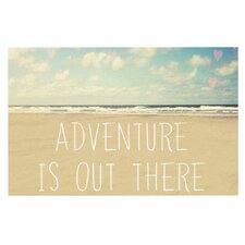 Adventure is Out There Doormat
