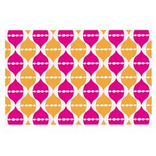 Moroccan Dreams Lolly Flowers Doormat