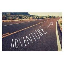 Adventure Desert Road Doormat