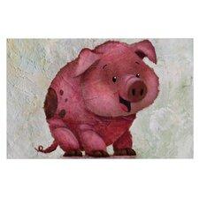 This Little Piggy Doormat