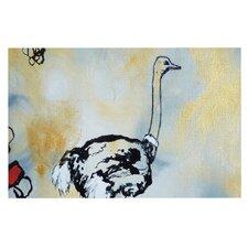 Ostrich Doormat