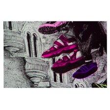 Shoes in SF Doormat