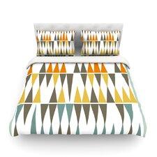 Diamond Kilim by Pellerina Design Featherweight Duvet Cover