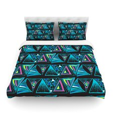 It's Complicated by Anneline Sophia Light Duvet Cover