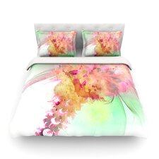 Lily by Alison Coxon Featherweight Duvet Cover