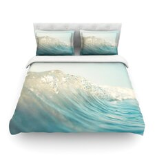 The Wave by Bree Madden Light Cotton Duvet Cover