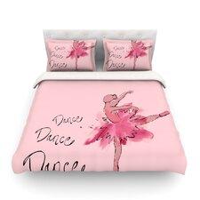 Ballerina by Brienne Jepkema Light Duvet Cover