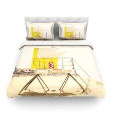 Tower by Bree Madden Light Cotton Duvet Cover