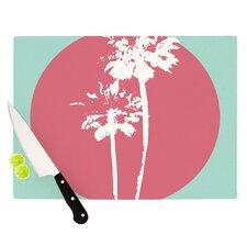 Cali Sunset by Bree Madden Cutting Board