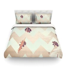 Oasis by Catherine McDonald Featherweight Duvet Cover