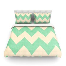 Malibu by Catherine McDonald Light Duvet Cover