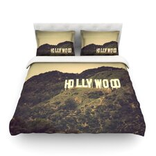 Hollywood by Catherine McDonald Light Duvet Cover