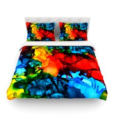 Family Photos III by Claire Day Featherweight Duvet Cover