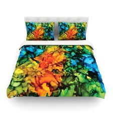 Lowry by Claire Day Light Duvet Cover