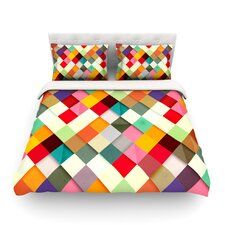 Pass This On by Danny Ivan Light Duvet Cover