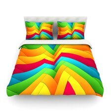 Olympia by Danny Ivan Light Duvet Cover